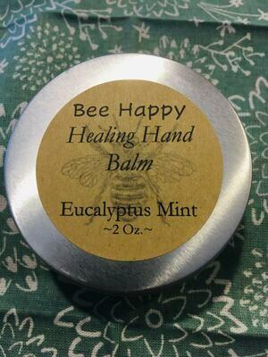 Eucalyptus Mint Hand Balm