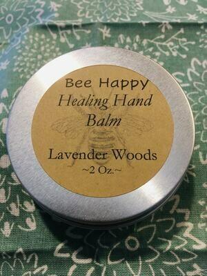 Lavender Woods Hand Balm