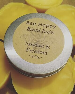 Sawdust & Freedom Beard Balm