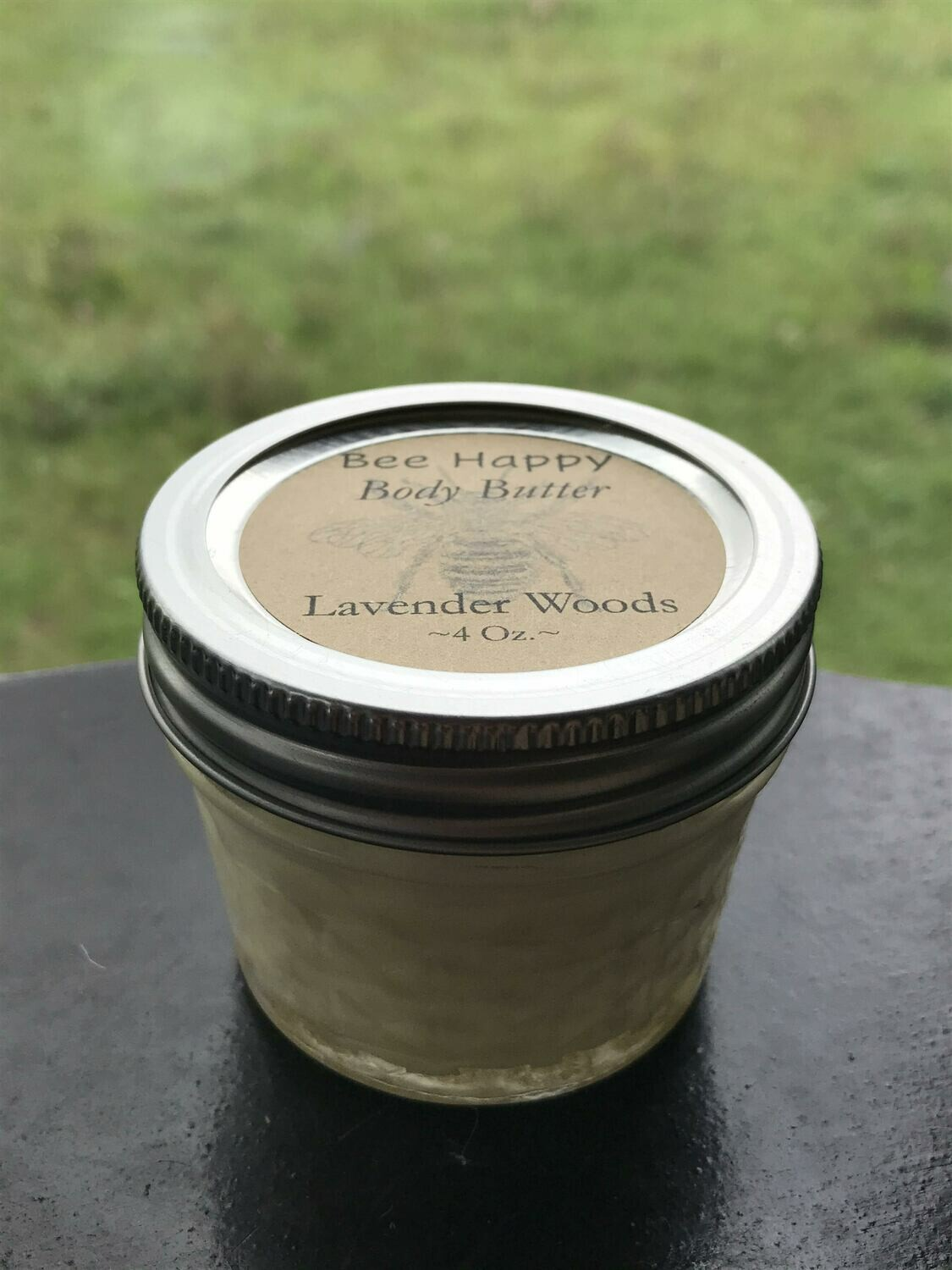 Lavender Woods Body Butter