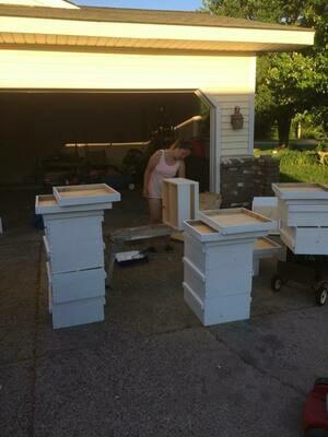 Donate a hive body