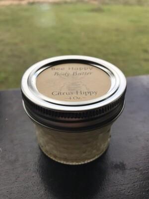 Citrus Hippy Body Butter