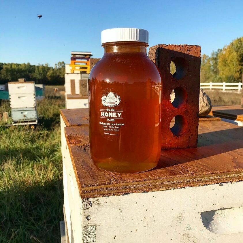 5 pound jar of honey