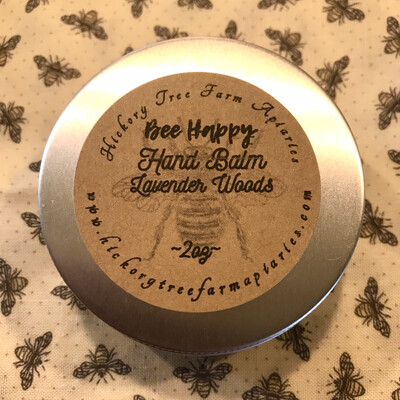 Lavender Woods Hand Balm