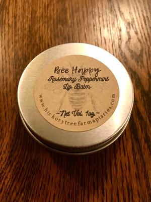 Rosemary Peppermint Lip Balm