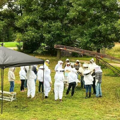 May 8th Beginner Beekeeping + Healthy Hives Workshop Combo
