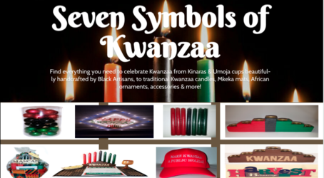 Seven Symbols of Kwanzaa