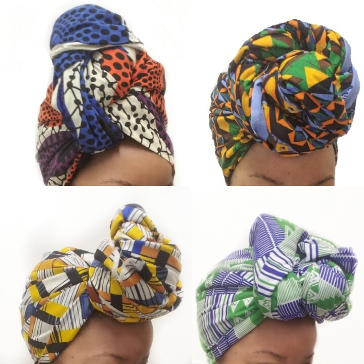 Head Wrap Collection 4
