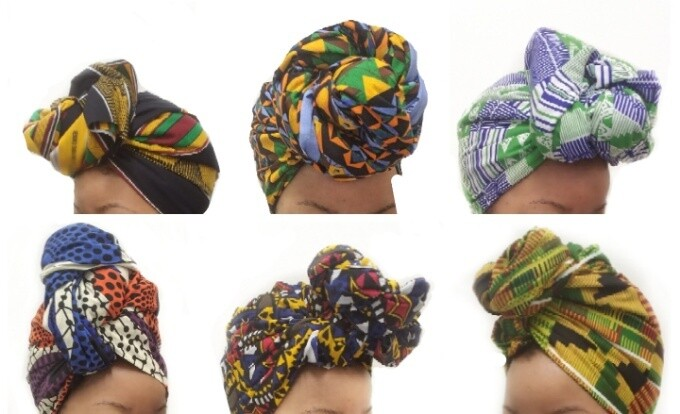 Head Wrap Collection 6