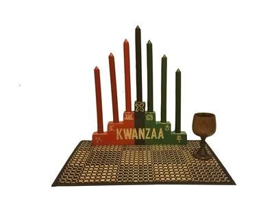 Kwanzaa Symbols Celebration Set