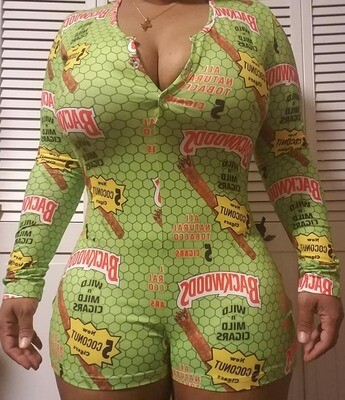 Limited Edition Womens Shorts Long Sleeve Onesies