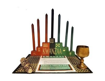 Kwanzaa Symbols Celebration Set (11 Piece)