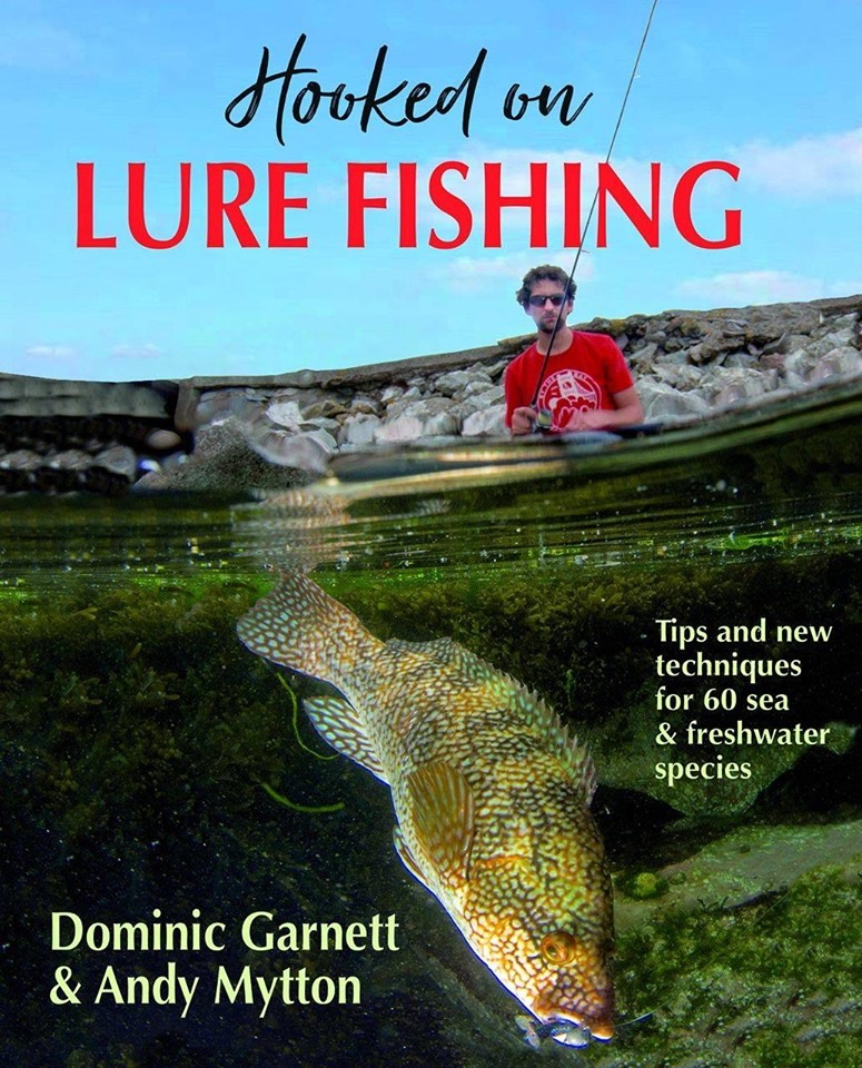 Hooked On Lure Fishing Signed 1st Edition