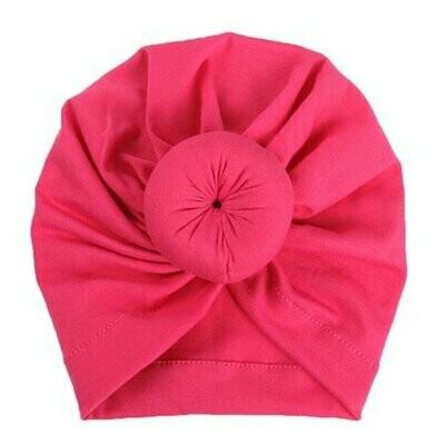 Turban Bright Pink