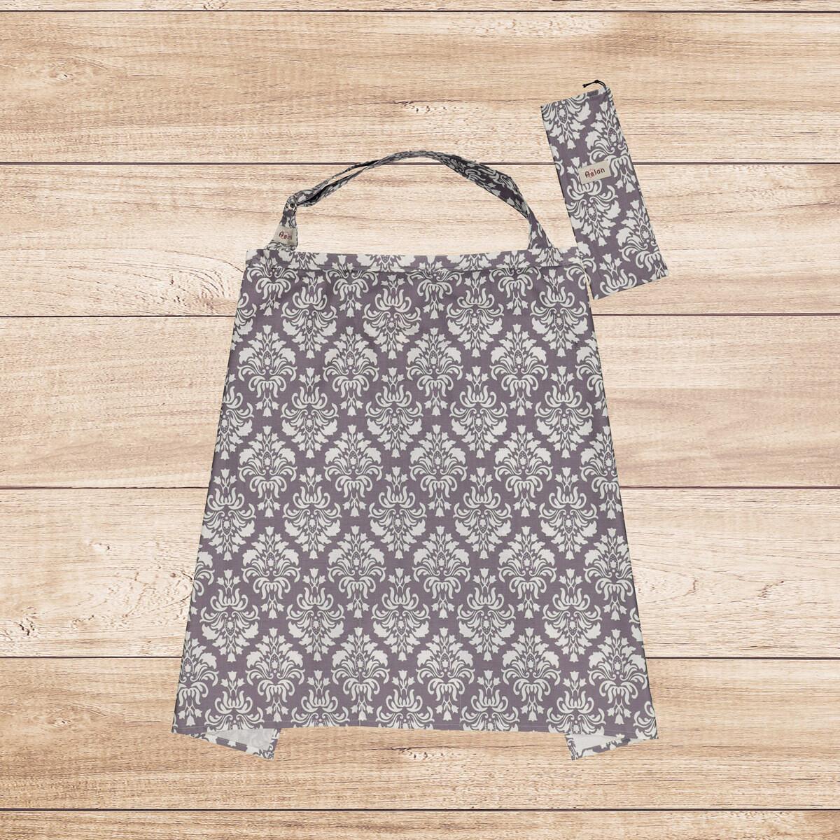 Breastfeeding Cover Grey