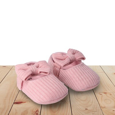 Shoes First Walkers Pink