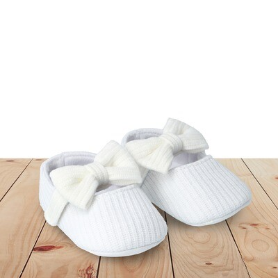 Shoes First Walkers White