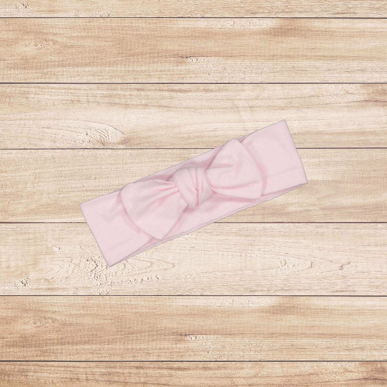 Headband Tie Up Light Pink