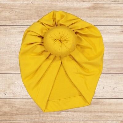 Turban Mustard