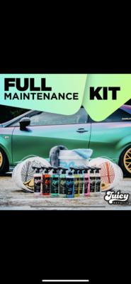 Full Maintenance Kit - £211.00 RRP (36% OFF)
