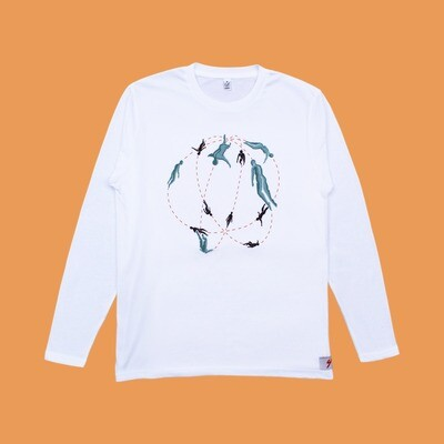 ENDLESS LOOPS LONGSLEEVE