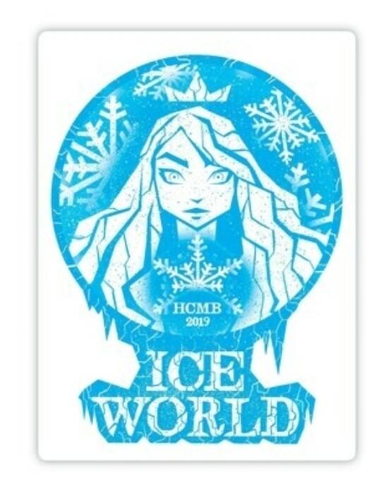 Magnet, Ice World