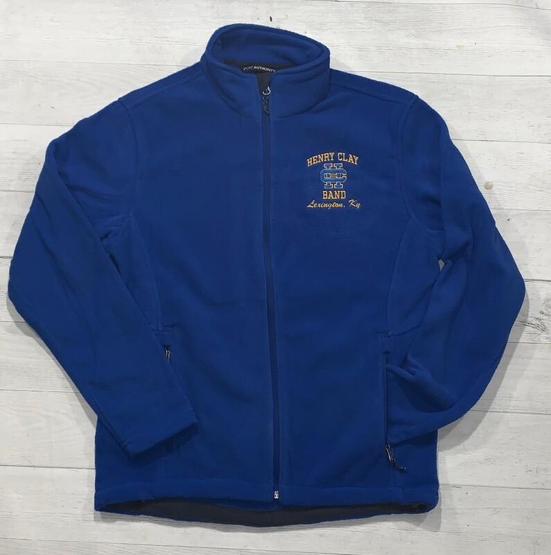 Retired Fleece Jacket