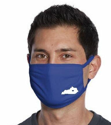 Mask, Ky❤ on Royal Blue