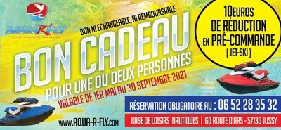 BON CADEAU 2021 Promo session 20 minutes