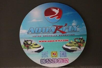 Tapis de souris AQUA R FLY