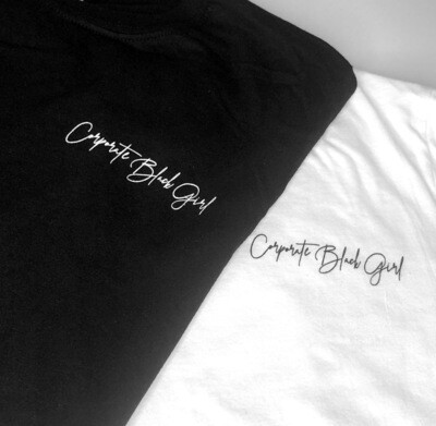 Corporate Black Girl Tee