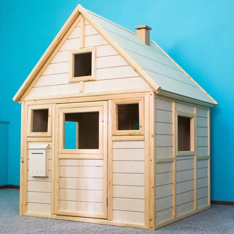Детский домик (без покраски)