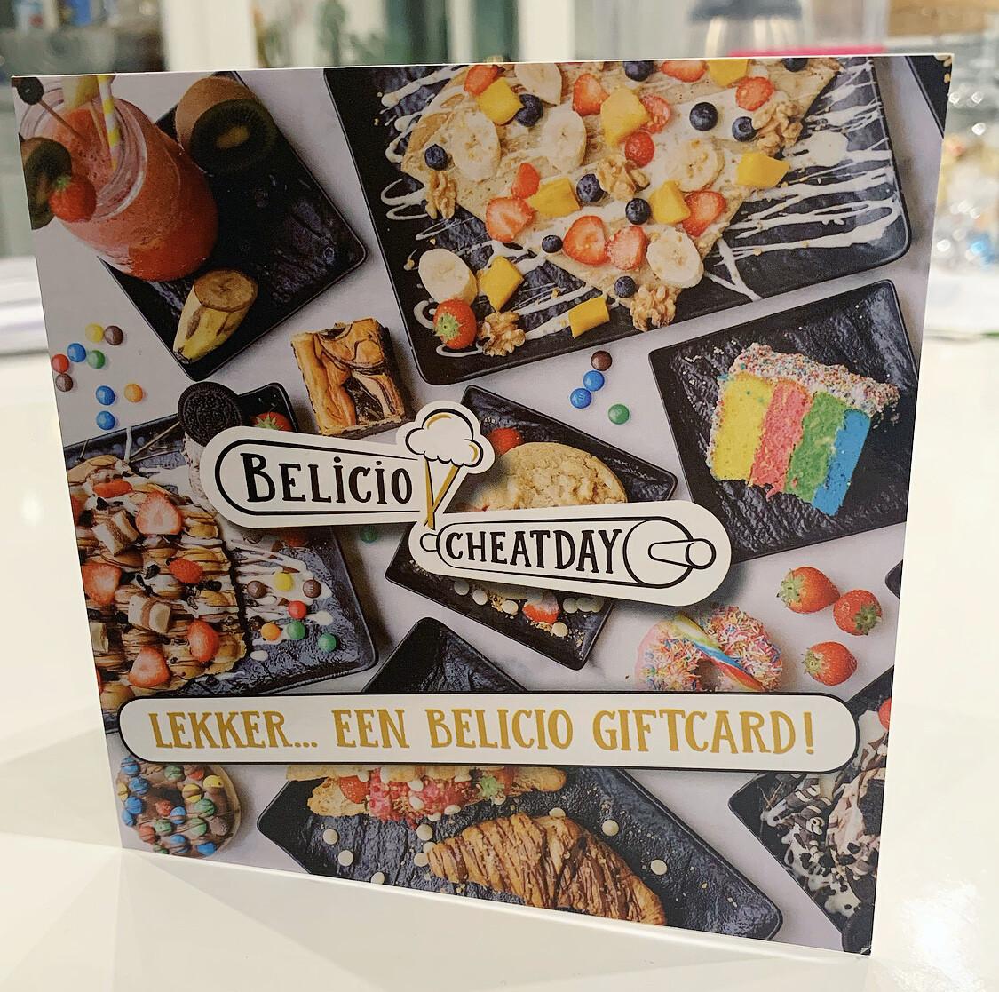 Giftcard Voor Cheatday Stores Twv. €15,-