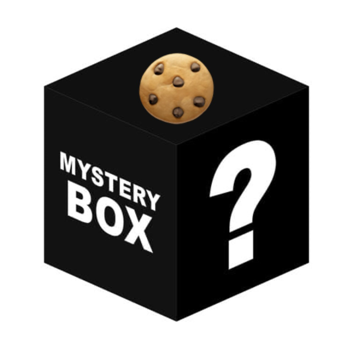 MYSTERY BOX (4 Cookies)
