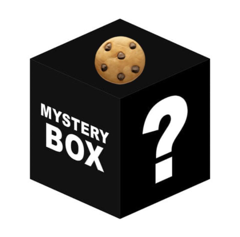 MYSTERY BOX (4 Cookies)