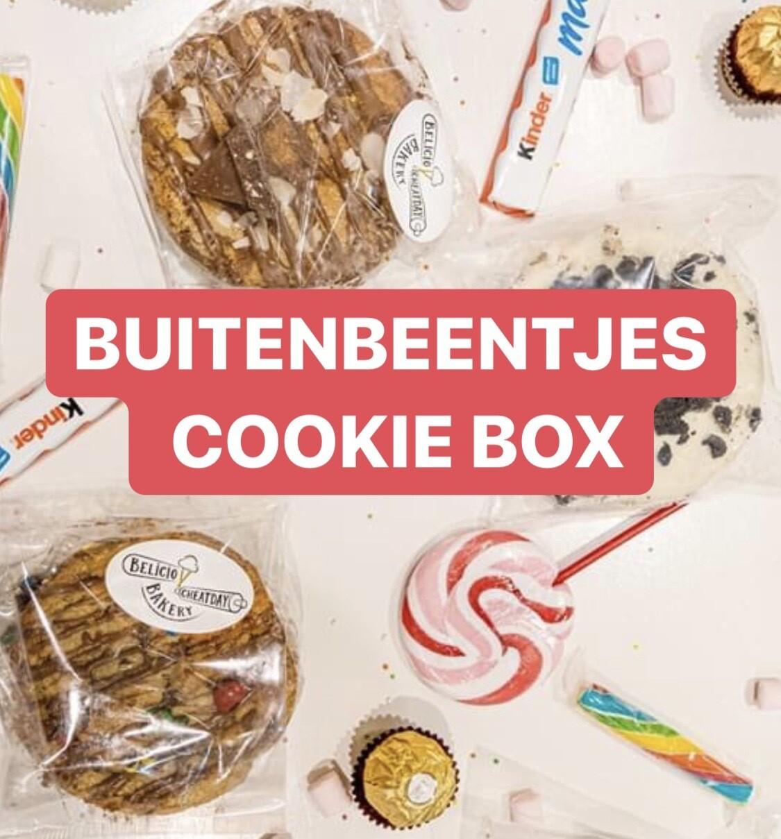BUITENBEENTJESBOX cookies (2x)
