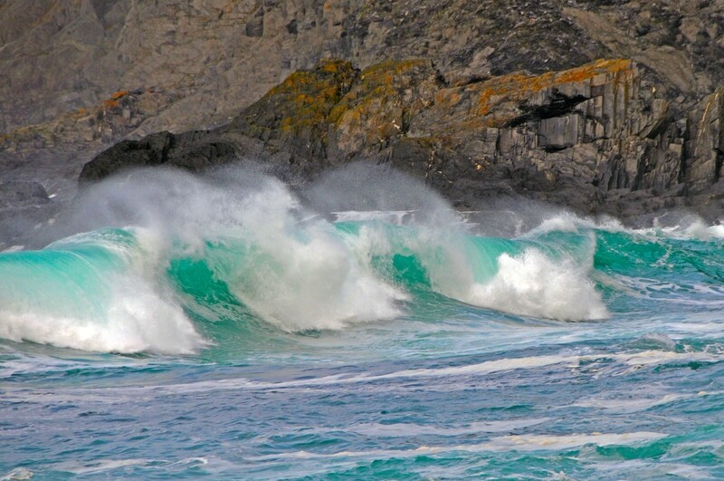 Middle Cove Swell