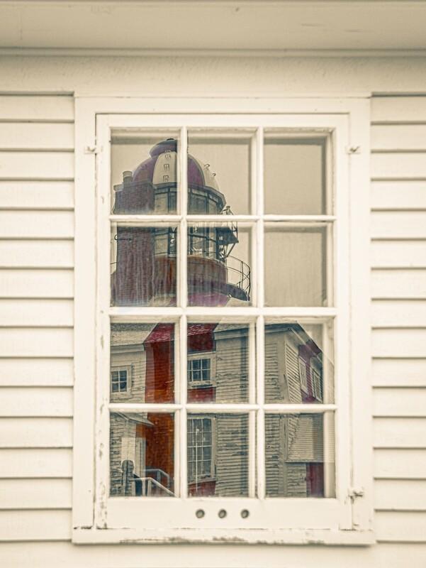 Lighthouse Reflections (Bonavista)