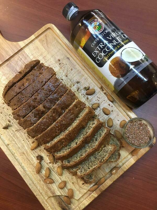 Almond Keto-Friendly & Gluten-Free Bread