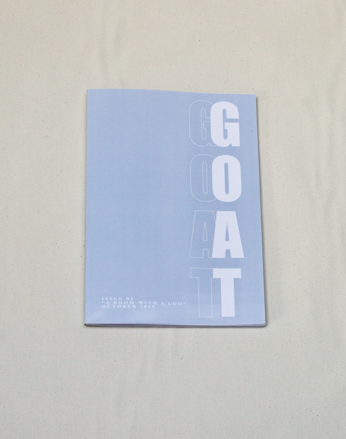 GOAT MAG ISSUE 02