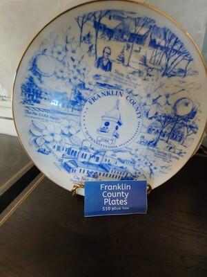 Bicentennial Plates