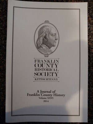 Franklin County Historical Society Journal 2014