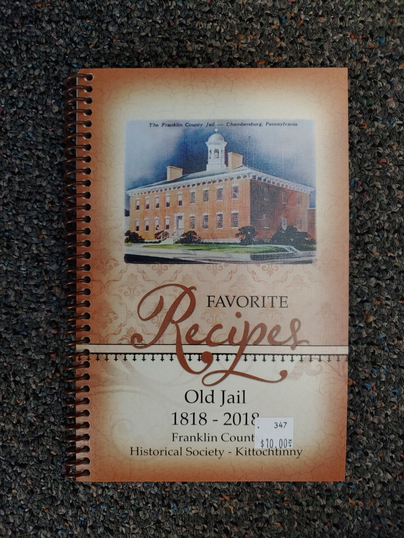 Old Jail Cookbook