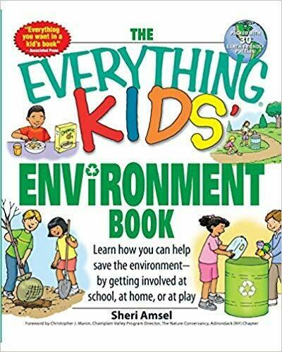 Everything Kids Environment Book