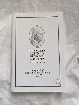 Franklin County Historical Society Journal 2018