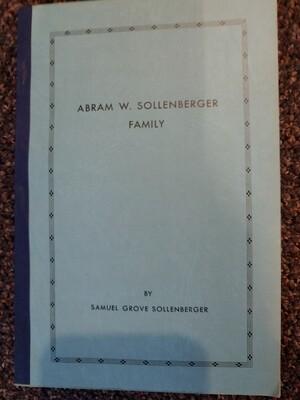 Abram Sollenberger Family