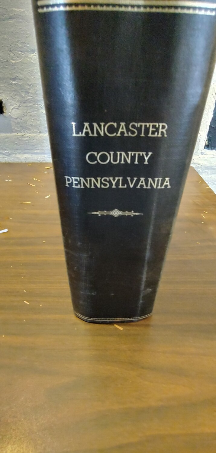 Biographical Annals of Lancaster County