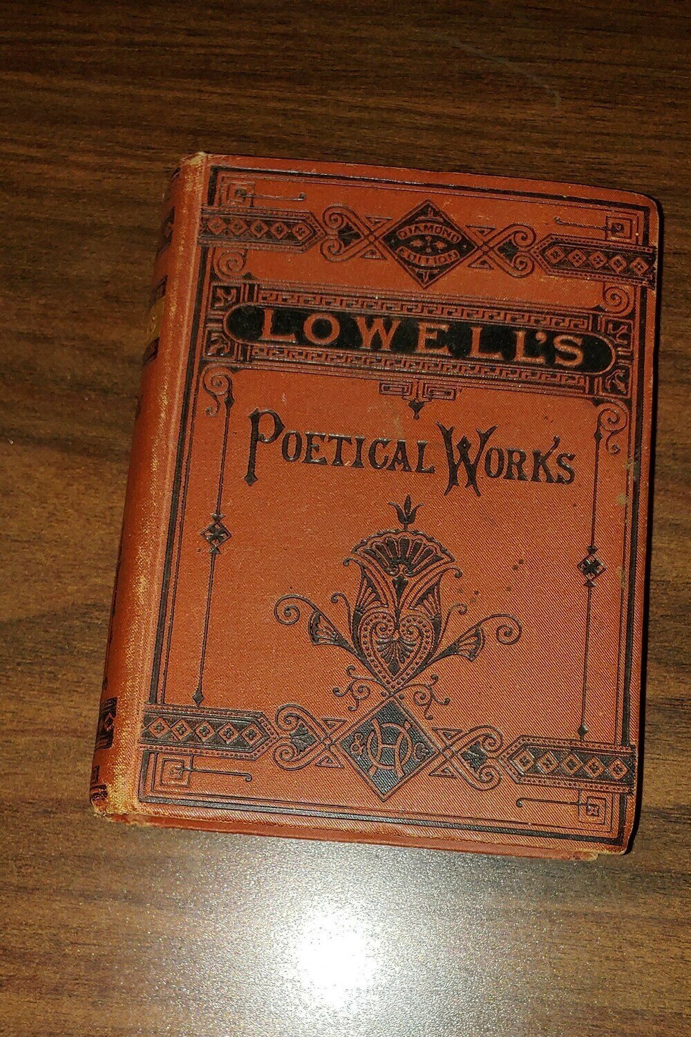 Lowell's Poetical Works
