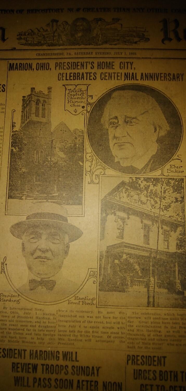 Franklin Repository 1922 Large Binder