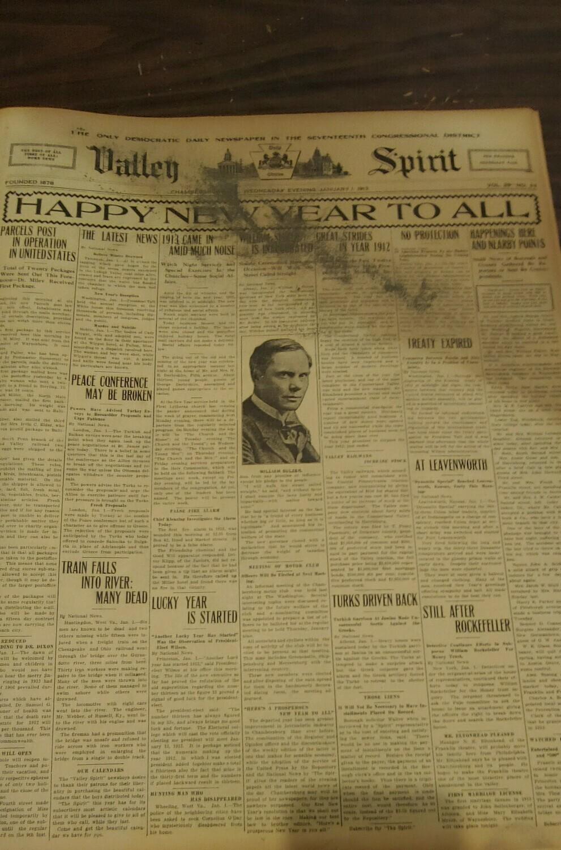 Valley Spirit 1913